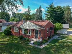 Photo of 8765 CANAL RD, Sterling Heights, MI 48314-1608 (MLS # 21632442)