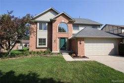 Photo of 13747 WELLINGTON DR, Sterling Heights, MI 48313-3479 (MLS # 21658624)