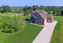 Photo of 8344 Tamarack Lane, Romeo, MI 48065 (MLS # 31327372)