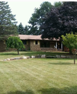 Photo of 76900 Coon Creek, Armada, MI 48005 (MLS # 31329499)