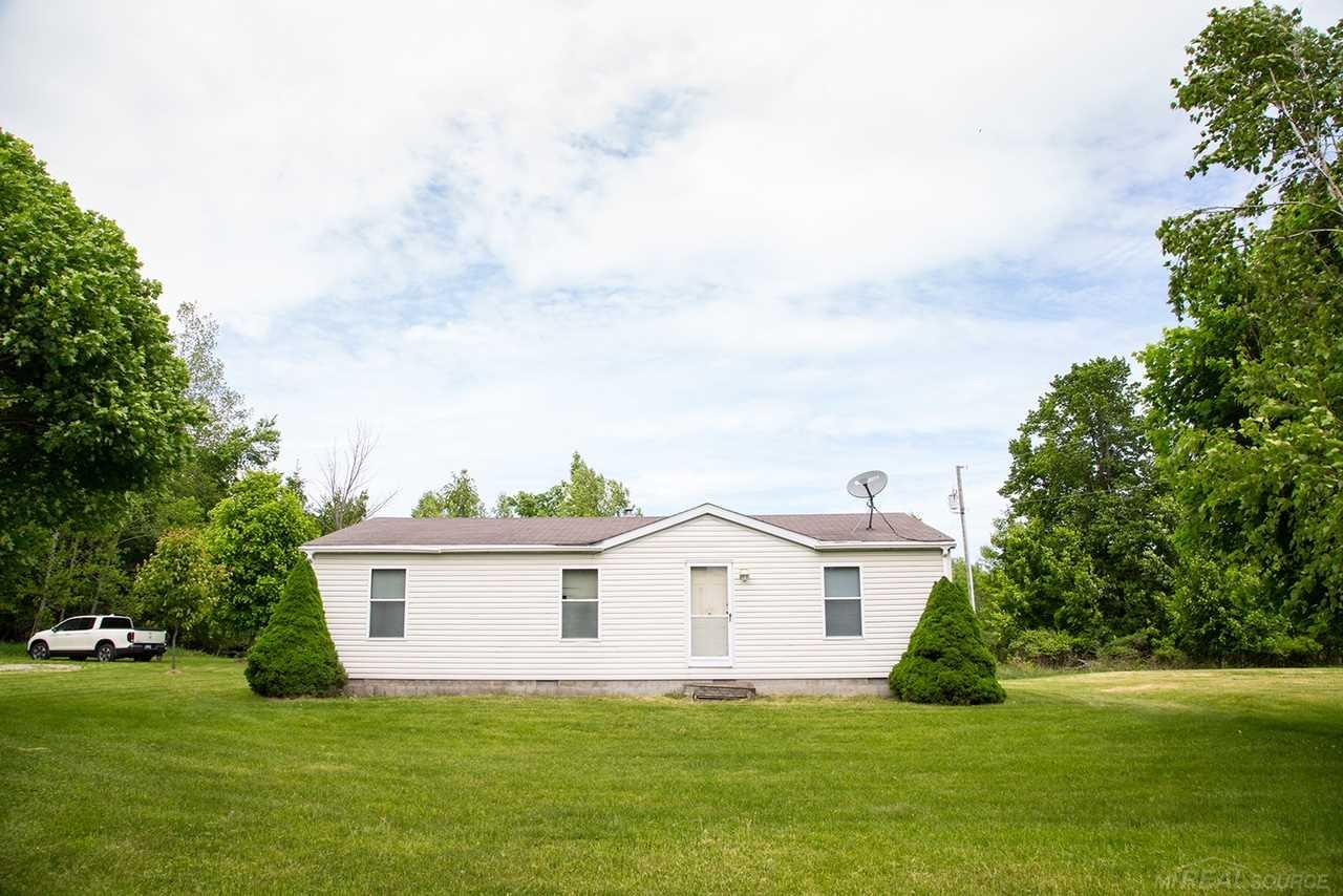 Photo for 4201 E Custer Rd., Carsonville, MI 48419 (MLS # 31349501)