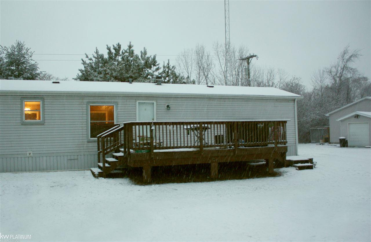 Photo for 6345 Walker, Carsonville, MI 48419 (MLS # 31365635)