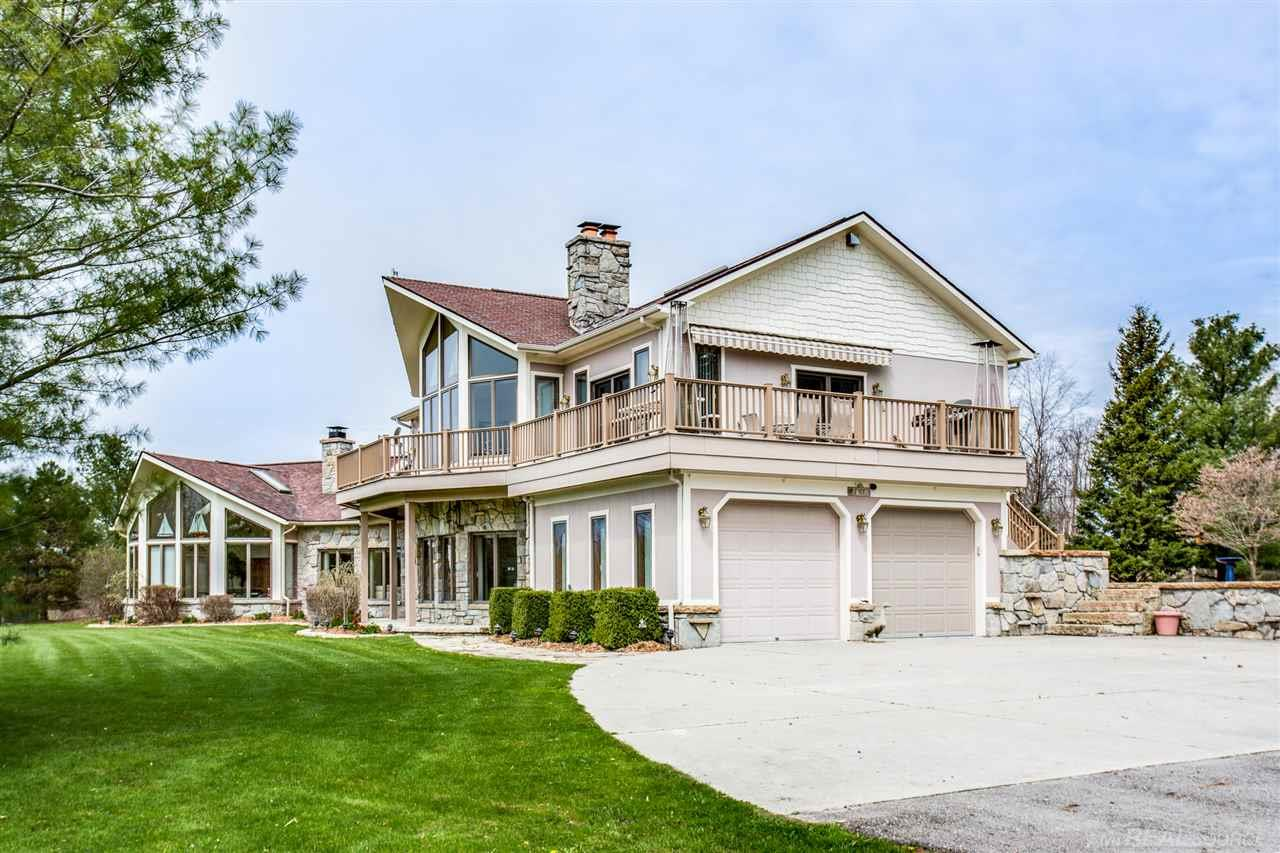 Photo for 5271 E Snover Road, Carsonville, MI 48419 (MLS # 31368632)