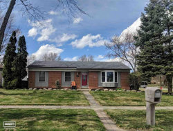 Photo of 14883 West Point Drive, Sterling Heights, MI 48313 (MLS # 31376400)