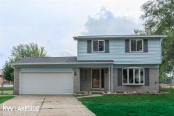 Photo of 43117 Chaucer Ct, Sterling Heights, MI 48313 (MLS # 31391689)