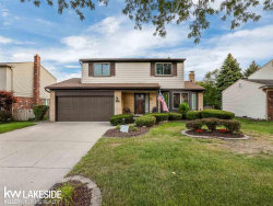 Photo of 13338 Wessel Court, Sterling Heights, MI 48313 (MLS # 31394983)