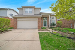 Photo of 3087 SILVERBROOK DR, Rochester, MI 48306-1499 (MLS # 40126838)