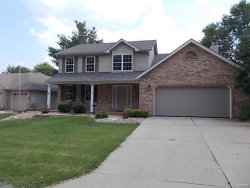 Photo of 209 Sturbridge Boulevard, Glen Carbon, IL 62034 (MLS # 17062453)