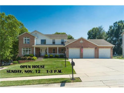 Photo of 886 Prestonwood Drive, Edwardsville, IL 62025 (MLS # 17062590)