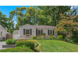 Photo of 819 Selma Avenue, Webster Groves, MO 63119-4166 (MLS # 17072126)
