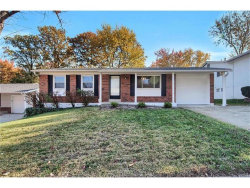 Photo of 1344 Glenrock Drive, Maryland Heights, MO 63043-3610 (MLS # 17087733)