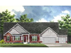 Photo of 0-NEW Build Ozark@Patriot's Ridge, Cottleville, MO 63304 (MLS # 17089081)