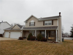 Photo of 129 Sundown Ridge, Maryville, IL 62062 (MLS # 18002430)