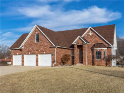 Photo of 34 Deer Trail, Collinsville, IL 62234-6817 (MLS # 18007068)