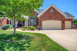 Photo of 100 Waterfall Court, Glen Carbon, IL 62034-1386 (MLS # 18021118)