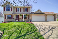 Photo of 101 Oak Ridge Estates Drive, Glen Carbon, IL 62034 (MLS # 18031654)