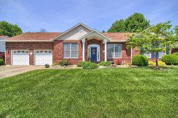 Photo of 130 Pleasant Ridge Drive, Edwardsville, IL 62025 (MLS # 18041323)