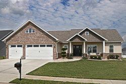 Photo of 2145 Tuscany Ridge Court, Maryville, IL 62062 (MLS # 18047604)