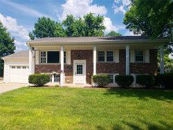 Photo of 1110 Ridge Avenue, Collinsville, IL 62234 (MLS # 18049325)