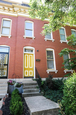 Photo of 1302 Mississippi Avenue, St Louis, MO 63104-2427 (MLS # 18050594)