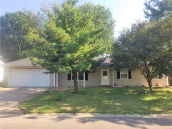 Photo of 210 Meadow Drive, Troy, IL 62294 (MLS # 18056639)