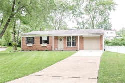 Photo of 9704 Jackie Lane, St Louis, MO 63123-7125 (MLS # 18065817)