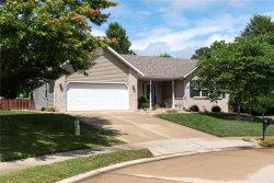 Photo of 2703 Falcon Crest Drive, Edwardsville, IL 62025 (MLS # 18066269)