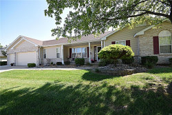 Photo of 2604 Fieldstone Drive, Maryville, IL 62062-6433 (MLS # 18071856)