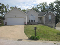 Photo of 910 Creekview Court, Pevely, MO 63070-2985 (MLS # 18079261)