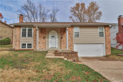 Photo of 1060 Pinrun, Ballwin, MO 63011-4228 (MLS # 18091504)