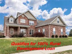 Photo of 4945 Autumn Oaks Drive, Maryville, IL 62062-8503 (MLS # 18094699)