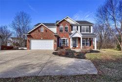 Photo of 3469 Vicksburg Drive, Edwardsville, IL 62025-6202 (MLS # 19002882)