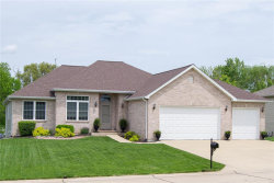 Photo of 129 Oak Hill Drive, Maryville, IL 62062-6481 (MLS # 19014546)