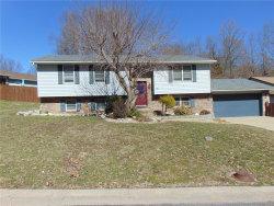 Photo of 105 Valleywood, Bethalto, IL 62010-1181 (MLS # 19018245)