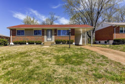 Photo of 9743 Guehring Drive, St Louis, MO 63123-7123 (MLS # 19018533)
