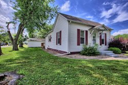 Photo of 203 North Lincoln Street, Worden, IL 62097 (MLS # 19024370)