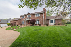 Photo of 33 Country Club View Drive, Edwardsville, IL 62025 (MLS # 19025472)