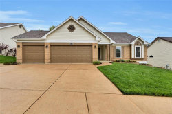 Photo of 1105 Hickory Ridge Trail, Arnold, MO 63010-2760 (MLS # 19029133)