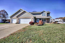 Photo of 21 Sunny Dale Court, Glen Carbon, IL 62034-4063 (MLS # 19084385)
