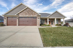 Photo of 145 Meridian Oaks Drive, Glen Carbon, IL 62034-6203 (MLS # 19084525)