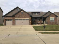 Photo of 133 Ellington Court, Glen Carbon, IL 62034 (MLS # 19090887)