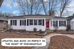 Photo of 1422 Grand Avenue, Edwardsville, IL 62025-1335 (MLS # 20000240)