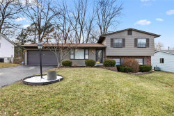 Photo of 1325 Henriette Hills Drive, St Louis, MO 63146-5429 (MLS # 20004011)