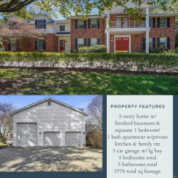 Photo of 19 Country Club Drive, Edwardsville, IL 62025-3708 (MLS # 20007548)