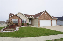 Photo of 1920 Crimson Oak Drive, Maryville, IL 62062 (MLS # 20016780)