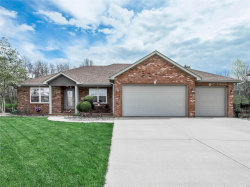 Photo of 2928 Bluff Meadow Drive, Maryville, IL 62062-6491 (MLS # 20021368)