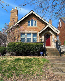 Photo of 5329 Delor Street, St Louis, MO 63109-2910 (MLS # 20021502)