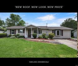 Photo of 1448 Ladd Avenue, Edwardsville, IL 62025-1336 (MLS # 20025500)