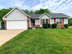 Photo of 2324 Holiday Lane, Maryville, IL 62062-6206 (MLS # 20032706)
