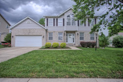 Photo of 2713 Hunter Crossing Drive, Edwardsville, IL 62025 (MLS # 20033042)